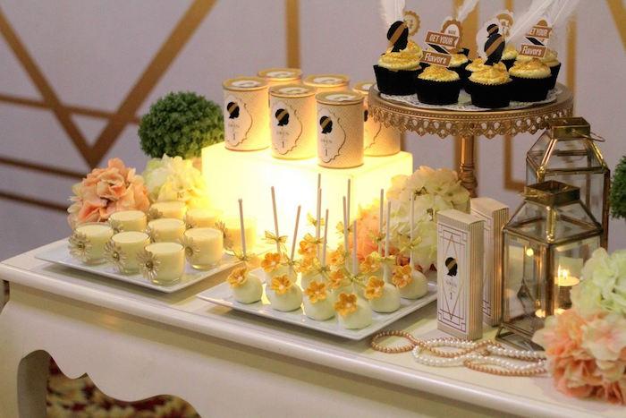 Gatsby Cake Pops