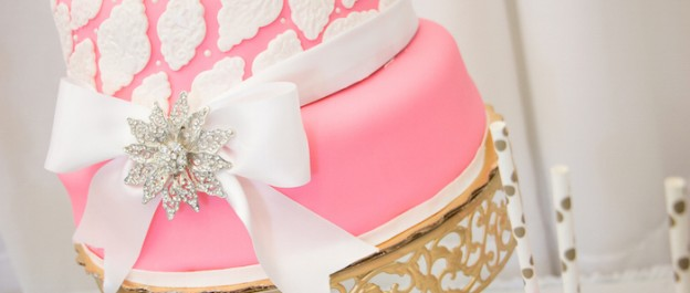Thank Heaven For Little Girls Baby Shower via Kara's Party Ideas KarasPartyIdeas.com Printables, banners, recipes, favors, tutorials, and more! #thankheavenforittlegirls #girlbabyshower #babyshowerideas #pinkandgold #angelbabyshower #babyshowerideas (1)