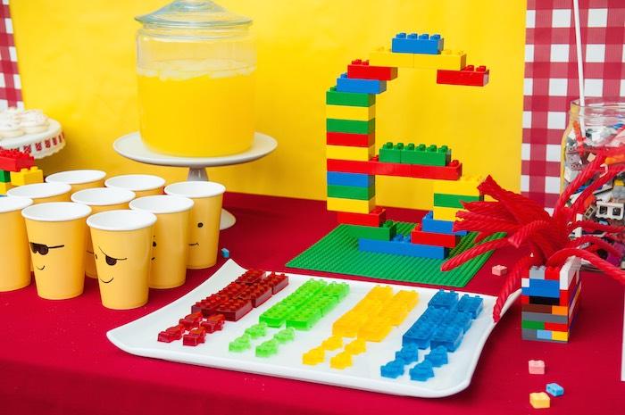 Лего аксессуары своими руками 89