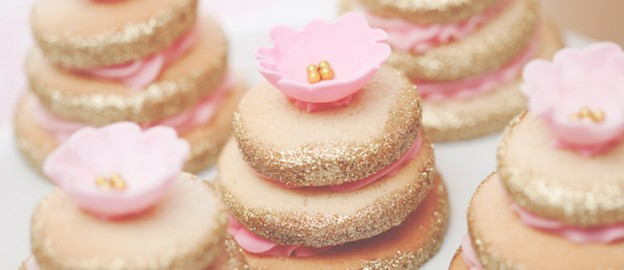 Pink and Gold themed birthday party via Kara's Party Ideas KarasPartyIdeas.com Printables, decor, cake, favors, cupcakes, food, banners, and more! #pinkandgoldparty #goldparty #pinkpartyideas #partystyling #girlpartyideas #eventplanning #karaspartyideas #partyideas (1)