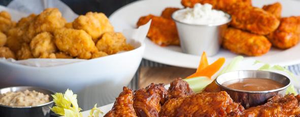 Five easy classic wing recipes via Kara's Party Ideas Tyson & Evite! KarasPartyIdeas.com 1