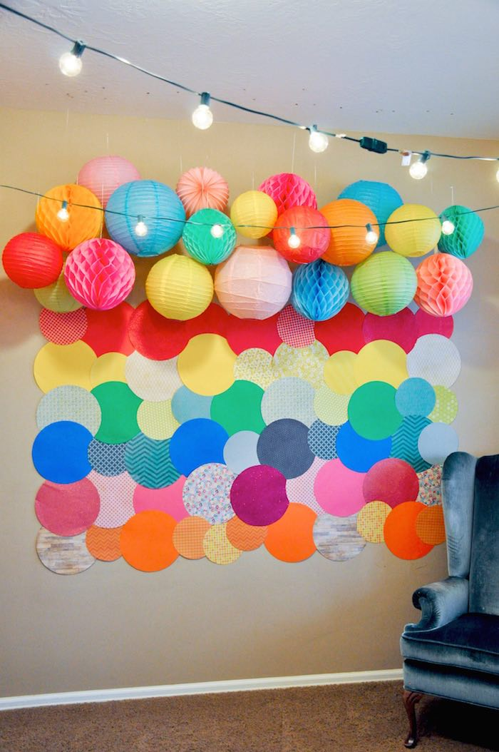 Kara 39 s party ideas glam instagram themed 13th birthday for 13th birthday party decoration ideas