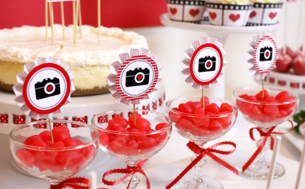 You've Captured My Heart Valentines Party via Kara's Party Ideas KarasPartyIdeas.com Cake, decor, banners, desserts and more! #valentinesday #valentine #valentinesdaydesserttable #karaspartyideas #loveparty #valentinesdayparty (10)