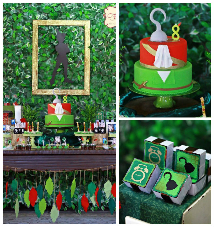 Neverland Party Decorations