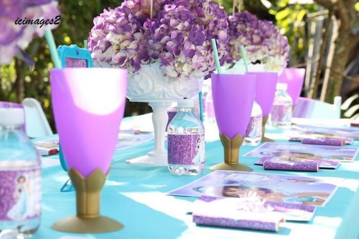 Kara S Party Ideas Aladdin Themed Princess Birthday Party