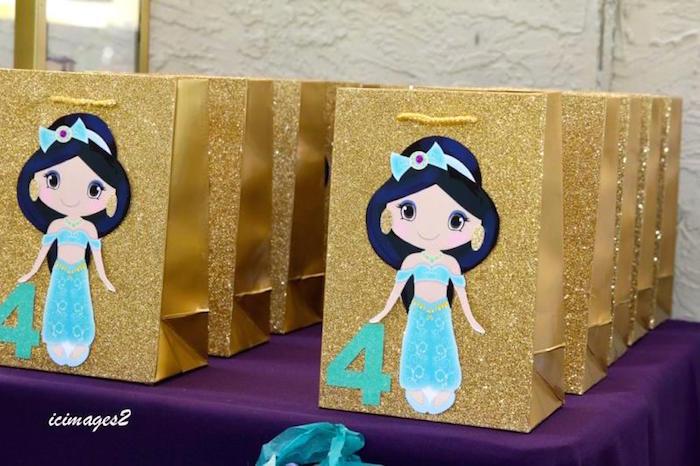 Kara's Party Ideas Aladdin Themed Princess Birthday Party ...