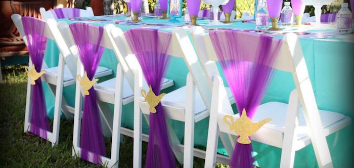 Kara S Party Ideas Aladdin Themed Princess Birthday Party