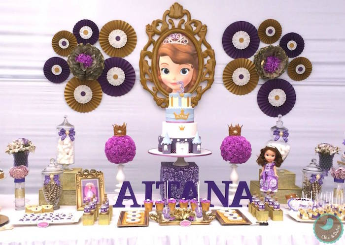 Sofia The First Theme Party - Party City Hours