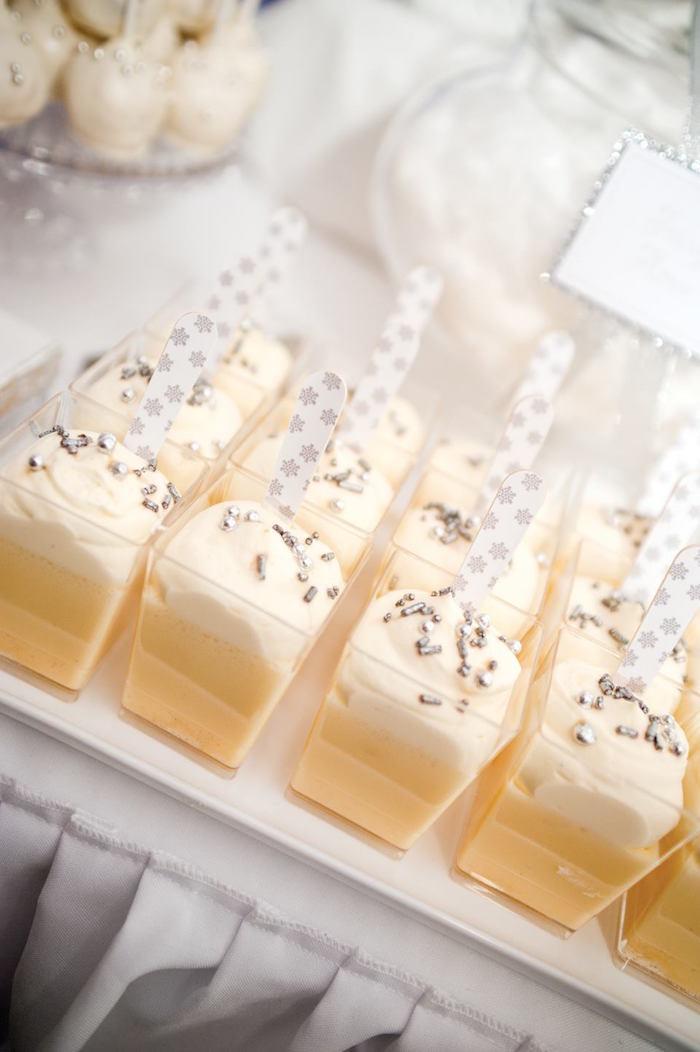 Kara 39 s party ideas winter wonderland wedding dessert table for Dessert cake ideas