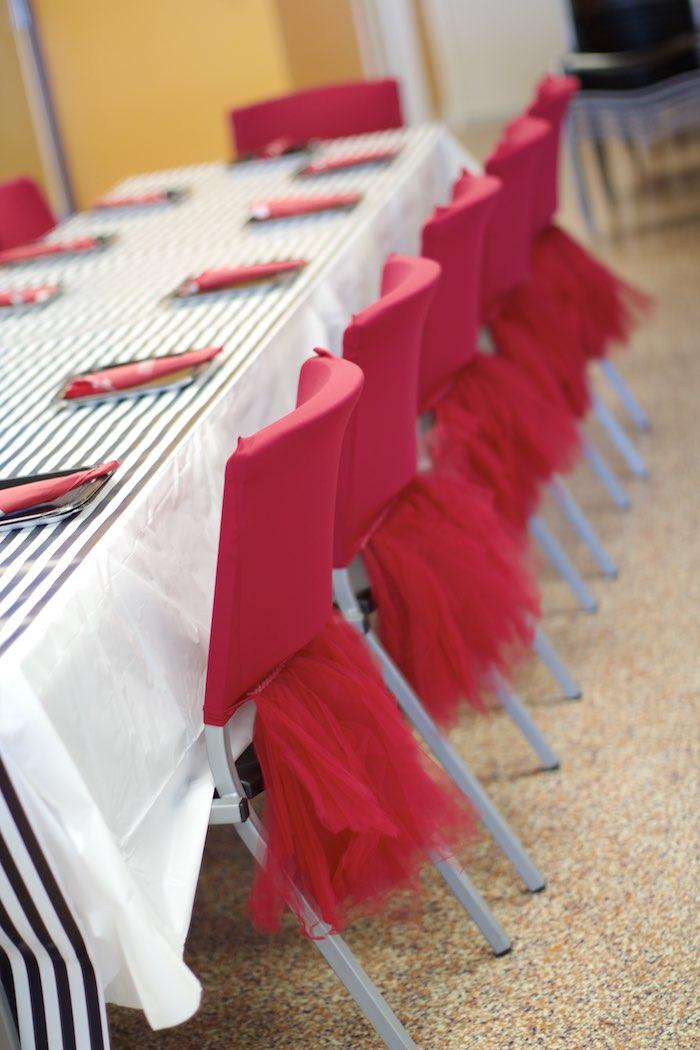 Kara S Party Ideas Black White Red Elegant Birthday Party Via Kara S Party Ideas