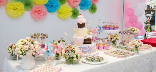 Candy Garden Themed Birthday Party via Kara's Party Ideas KarasPartyIdeas.com The Place for ALL Things PARTY! #gardenparty #candyparty #floralgardenparty (1)