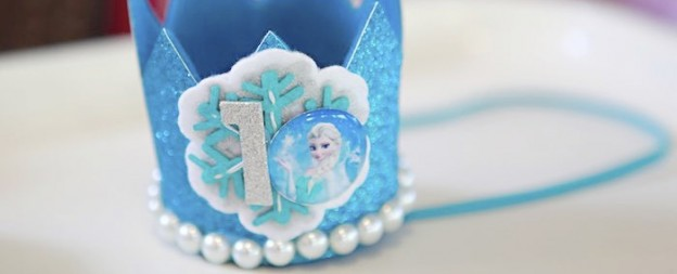Karas Party Ideas frozen themed 1st birthday party Archives