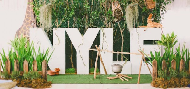 Modern Woodland Themed Birthday Party via Kara's Party Ideas KarasPartyIdeas.com #woodland #safariparty #woodlandpartyideas #woodlandparty #modernwoodland #karaspartyideas #partydesign #partyplannign #firstbirthday (1)