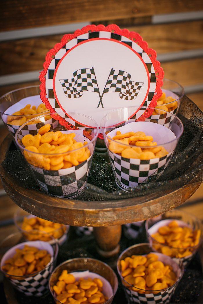 Kara S Party Ideas Race Car Themed Birthday Party Via Kara