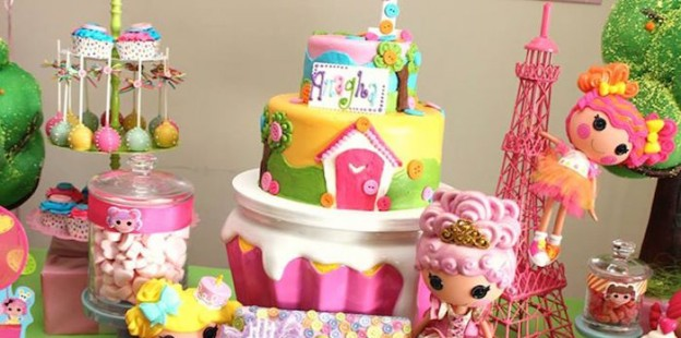 Sew Cute Lalaloopsy Birthday Party via Kara's Party Ideas KarasPartyIdeas.com The Place for ALL Things Party! #lalaloopsyparty #lalaloopsy #lalaloopsydoll #dollparty #girlpartyideas (1)