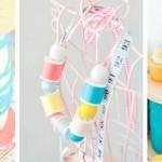 Sewing themed birthday party via Kara's Party Ideas | Kara Allen | KarasPartyIdeas.com Cake, decor, crafts, games, invitation, cupcakes, banner, dessert ideas and more! 2