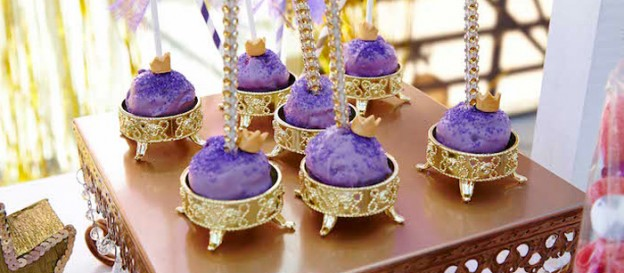 Sofia the First Birthday Party via Kara's Party Ideas KarasPartyIdeas.com #sofiathefirst #sofiathefirstparty #princessparty (2)