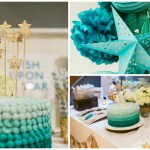 Wish Upon A Star Themed Baby Shower via Kara's Party Ideas KarasPartyIdeas.com #starparty #wishuponastar #starbabyshower (2)