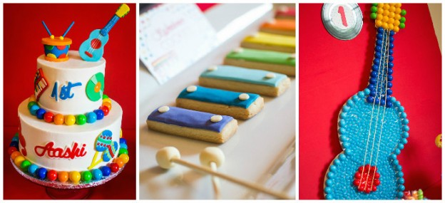 Baby Jam Musical Themed 1st Birthday Party via Kara's Party Ideas KarasPartyIdeas.com Printables, cake, favors, recipes, giveaways, tutorials and more! #musicparty #musicalparty #musicjamparty #genderneutralpartyideas #karaspartyideas #firstbirthday (1)