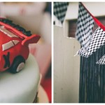 Cars + Lightning McQueen Birthday Party via Kara's Party Ideas KarasPartyIdeas.com