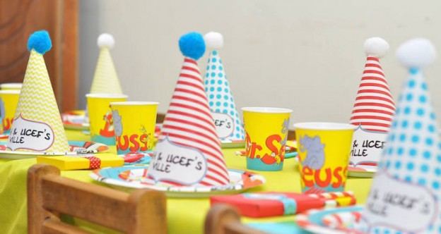 Colorful Dr. Seuss Birthday Party via Kara's Party Ideas KarasPartyIdeas.com The Place For All Things PARTY! #drseussparty #drseuss #drseusscake #drseusspartysupplies #drseusspartydecor (2)