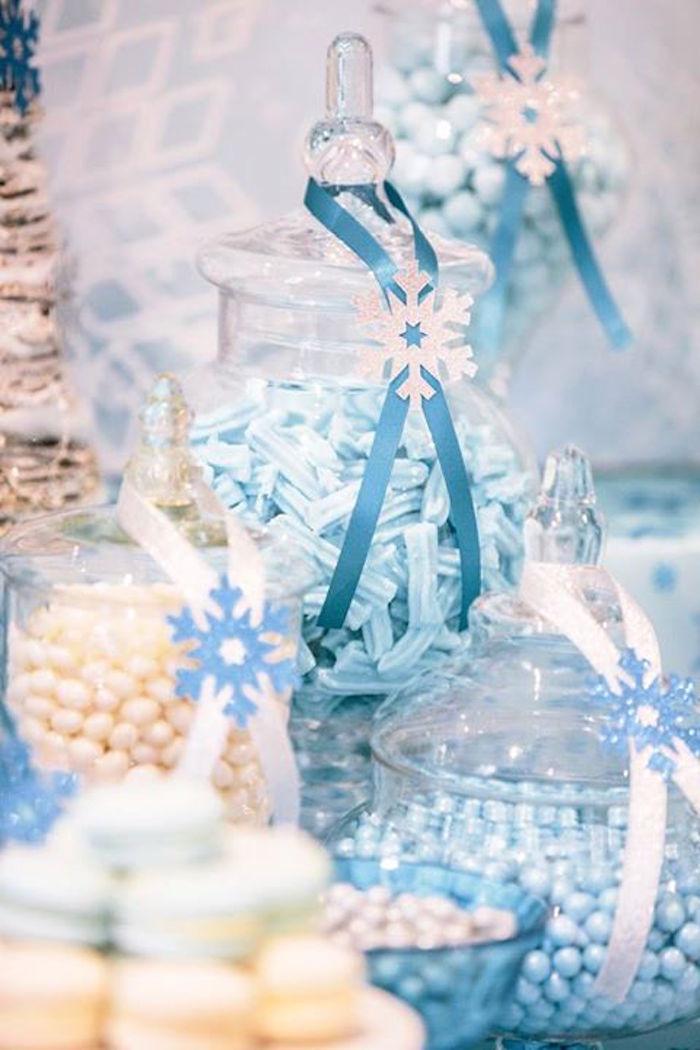 Kara 39 S Party Ideas Frozen Themed 5th Birthday Party Via