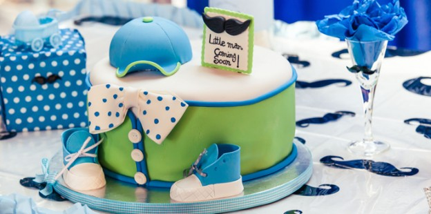 Little Man Mustache Baby Shower via Kara's Party Ideas KarasPartyIdeas.com | Party supplies, printables, banners, recipes, tutorials and more! #littlemanmustachebabyshower (1)