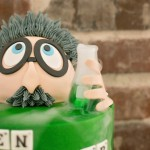 Mad Scientist themed birthday party via Kara's Party | Ideas KarasPartyIdeas.com #madscientist (1)