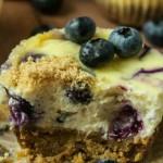 Mini Blueberry Vanilla Cheesecake Recipe via Kara's Party Ideas | KarasPartyIdeas.com #miniblueberrycheesecakerecipe (2)