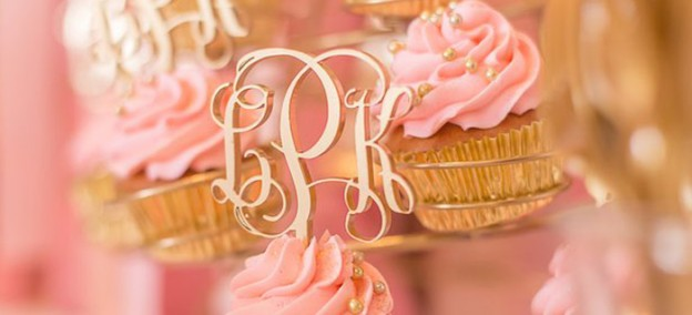 Pink & Gold Princess themed birthday party via Kara's Party Ideas KarasPartyIdeas.com | The Place for All Things Party! #pinkandgoldprincessparty (2)