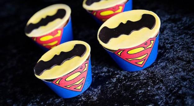 Superhero themed birthday party via Kara's Party Ideas KarasPartyIdeas.com The Place for All Things Party! #superheroparty (1)