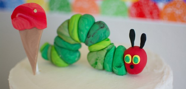 Very Hungry Caterpillar 2nd Birthday Party via Kara's Party Ideas KarasPartyIdeas.com | The Place for All Things Party! #veryhungrycaterpillar (2)
