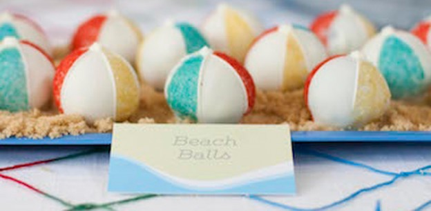 Beach Bash Birthday Party via Kara's Party Ideas | KarasPartyIdeas.com #beachbash (2)