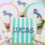 Carousel 1st Birthday Party via Kara's Party Ideas! KarasPartyIdeas.com #carouselparty (1)