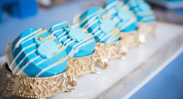 Cinderella Inspired Birthday Party via Kara's Party Ideas KarasPartyIdeas.com #cinderellaparty (2)