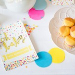Confetti & Sprinkles Baby Shower via Kara's Party Ideas KarasPartyIdeas.com | Cakes, decor,party supplies, banners, favors, food, printables, tutorials and more! #confettiandsprinklesbabyshower (1)