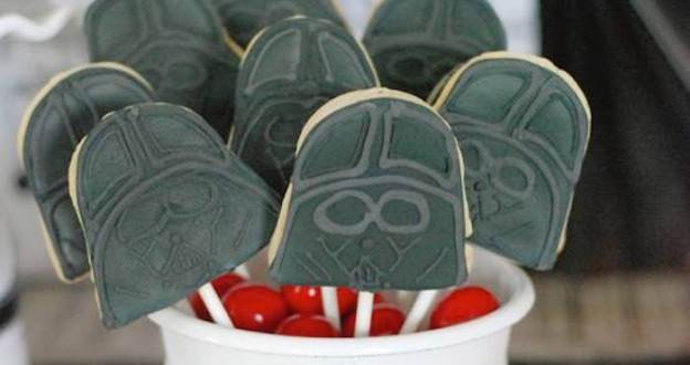 Darth Vader Birthday Party via Kara's Party Ideas | KarasPartyIdeas.com #darthvaderparty (1)