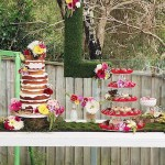 Enchanted Forest themed birthday party via Kara's Party Ideas KarasPartyIdeas.com #enchantedforestparty (1)