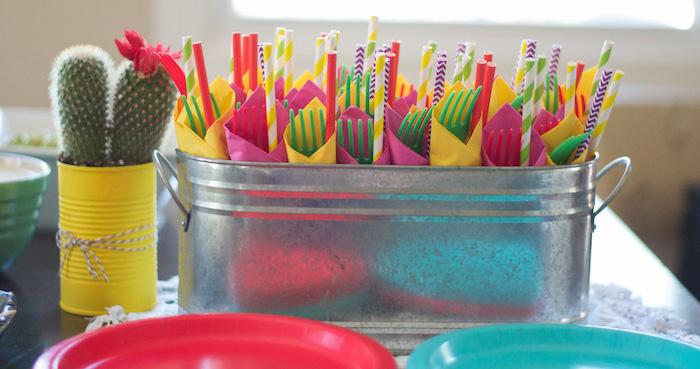 Kara S Party Ideas Fiesta Cinco De Mayo Bridal Shower Kara S