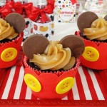 Mickey Mouse Birthday Party via Kara's Party Ideas | KarasPartyIdeas.com #mickeymouseparty (3)