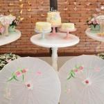 Pastel Japanese Garden Birthday Party via Kara's Party Ideas | KarasPartyIdeas.com #japanesegardenparty (1)