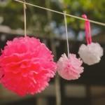 Pastel Pink 1st Birthday Party via Kara's Party Ideas KarasPartyIdeas.com #pastelpinkparty (3)