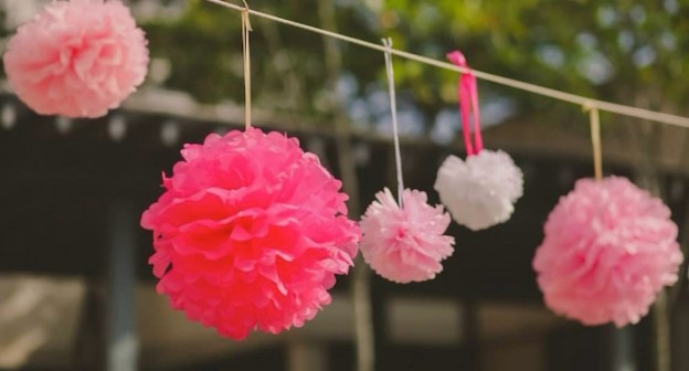 Pastel Pink 1st Birthday Party via Kara's Party Ideas KarasPartyIdeas.com #pastelpinkparty (3)