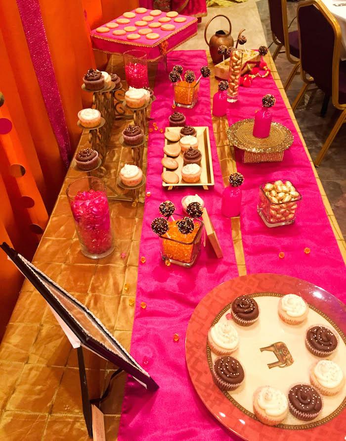 Royal Bollywood Themed 18th Birthday Party Via Karas Ideas