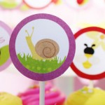 Spring Garden Birthday Party via Kara's Party Ideas! Cake, printables, tutorials, recipes and more! KarasPartyIdeas.com #springgardenparty (1)