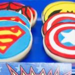 Superhero themed birthday party via Kara's Party Ideas KarasPartyIdeas.com #superheroparty (1)