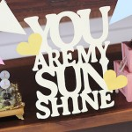 You Are My Sunshine themed birthday party via Kara's Party Ideas KarasPartyIdeas.com #youaremysunshineparty (1)
