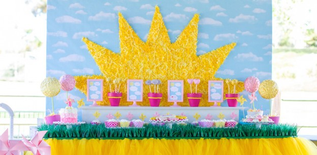 You Are My Sunshine themed birthday party via Kara's Party Ideas | The Place for All Things Party! KarasPartyIdeas.com #youaremysunshineparty (2)