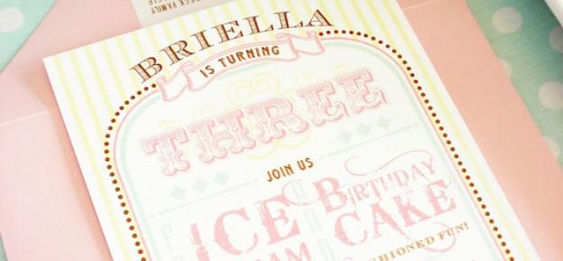 Ice Cream Parlor Birthday Party via Kara's Party Ideas | KarasPartyIdeas.com (3)