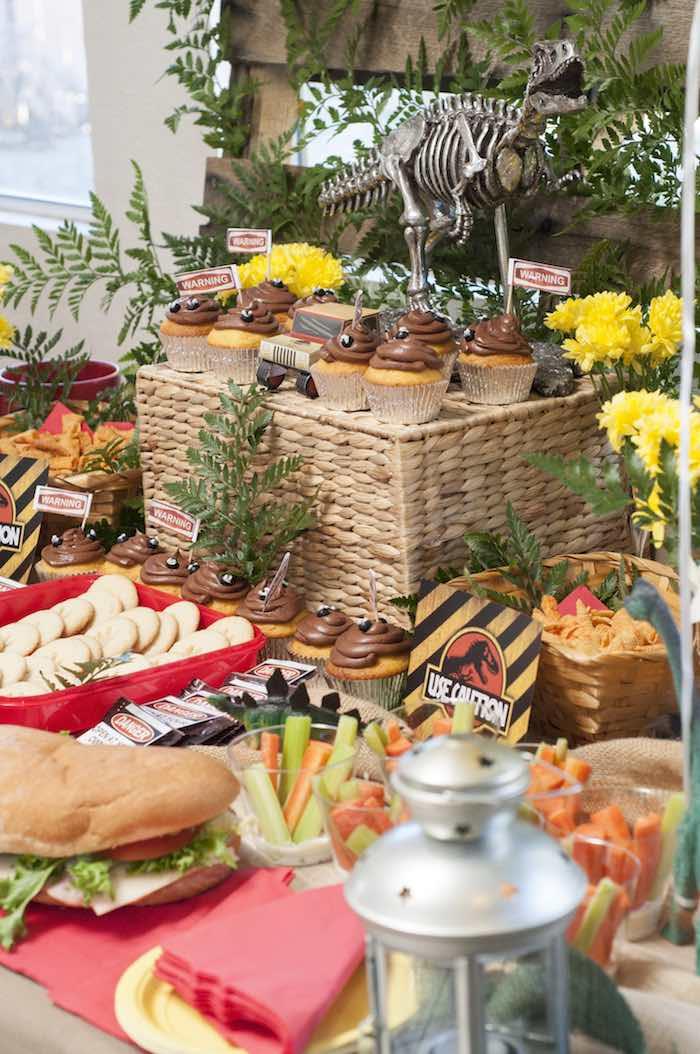 kara u0026 39 s party ideas jurassic park birthday party via kara u0026 39 s